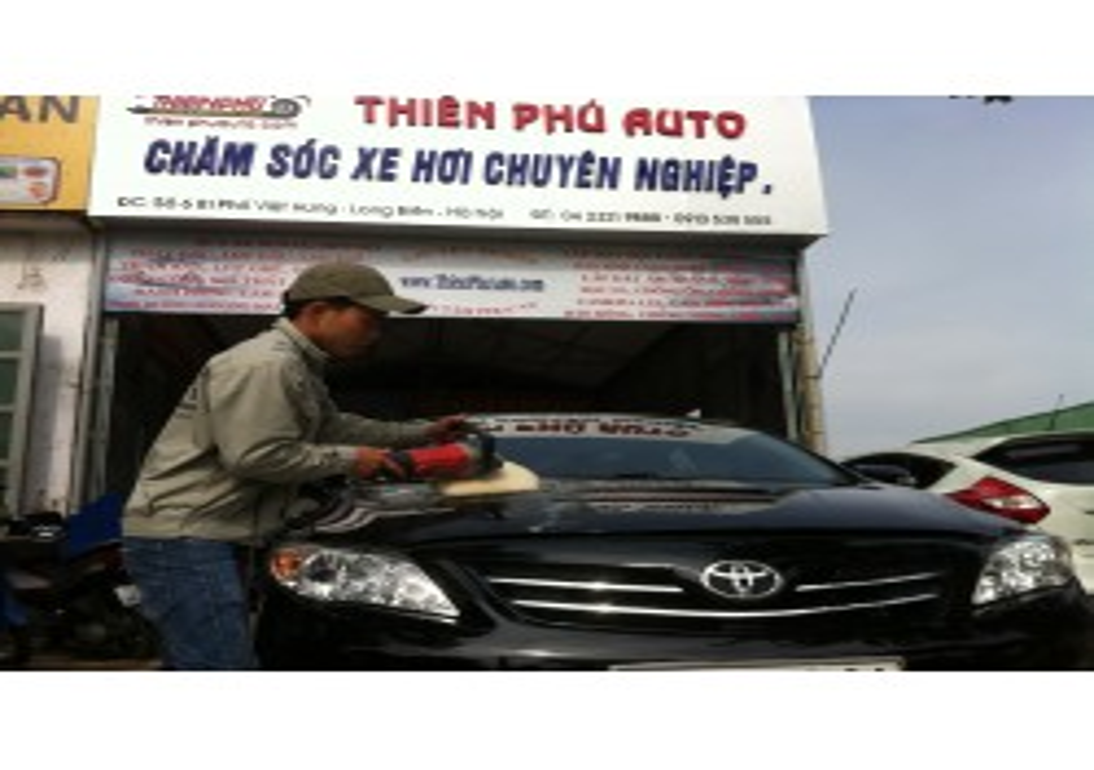 Dịch vụ chăm sóc ô tô
