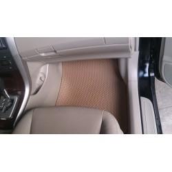 Thảm cao su dạng ống  mềm, không mùi, dạng cuộn thiết kế cho từng loại xe