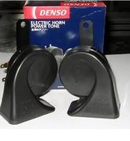 Còi sên ô tô, chính hãng Denso,  chống nước, âm thanh trầm bổng kết hợp , độ bền cao,