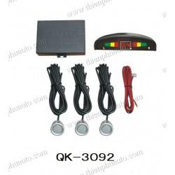 Báo lùi ô tô Keecom 3092- LED
