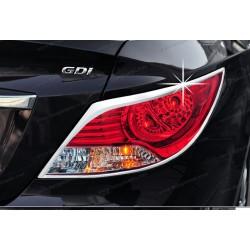 Bọc ốp đèn hậu ô tô HYUNDAI ACENT 2011