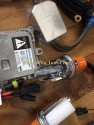 Bóng đèn xenon siêu sáng, loại D2H 35W, 45W, 55W, chính hãng Aozoom cao cấp