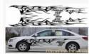 Tem sườn cho xe sedan 3 lớp cực chất
