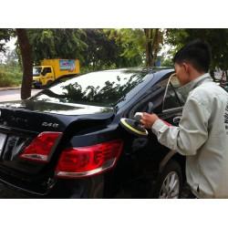 Dịch vụ xóa vết xước sơn làm bóng bề mặt bảo vệ khỏi bụi bẩn dành riêng cho xe Camry 2.4G