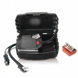 Máy bơm lốp ô tô Coido 12V loại nhỏ 2107 có đèn