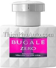 Nước hoa ô tô cao cấp Nhật Bản Bugale Zero trắng K63