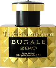 Nước hoa ô tô cao cấp Nhật Bản Bugale Zero Vàng K61