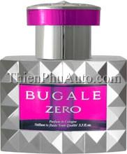 Nước hoa ô tô cao cấp Nhật Bản Bugale Zero Ghi hồng I79