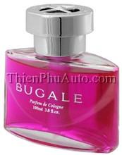 Nước hoa ô tô Nhật Bản cao cấp Bugale Largo hồng