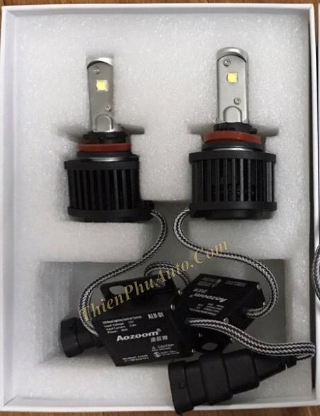 Bóng đèn xenon siêu sáng, loại H7, 35W, 45W, 55W, chính hãng Aozoom cao cấp